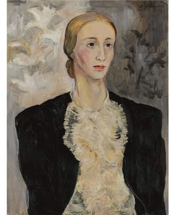 Портрет Татьяны Рябушинской