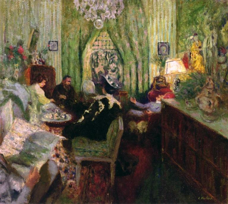 Салон мадам Арон
