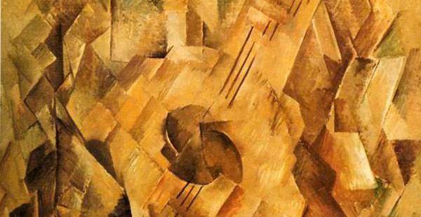 Жорж Брак - один из основоположников кубизма