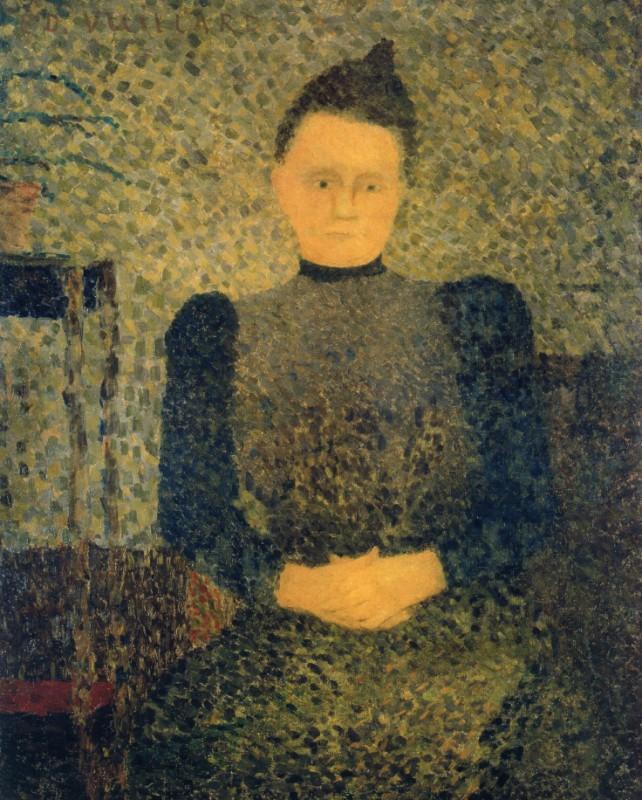 Портрет Мари Вюйар