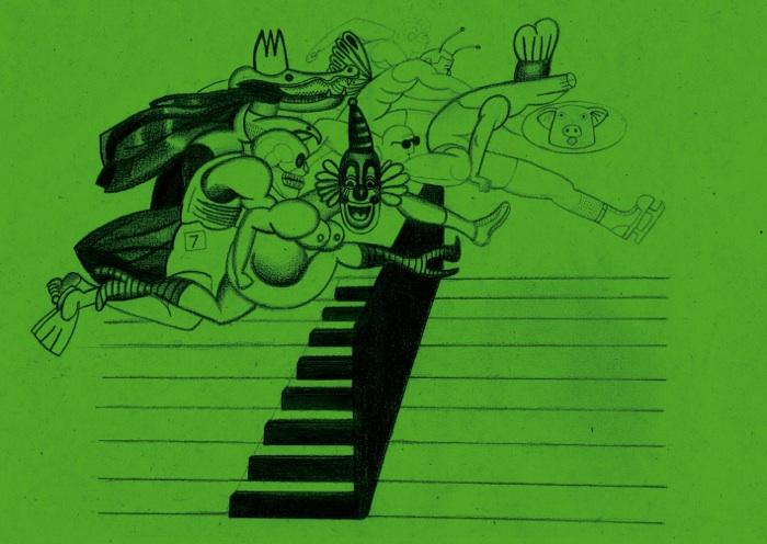 Иллюстрация для Варшавского путиводителя