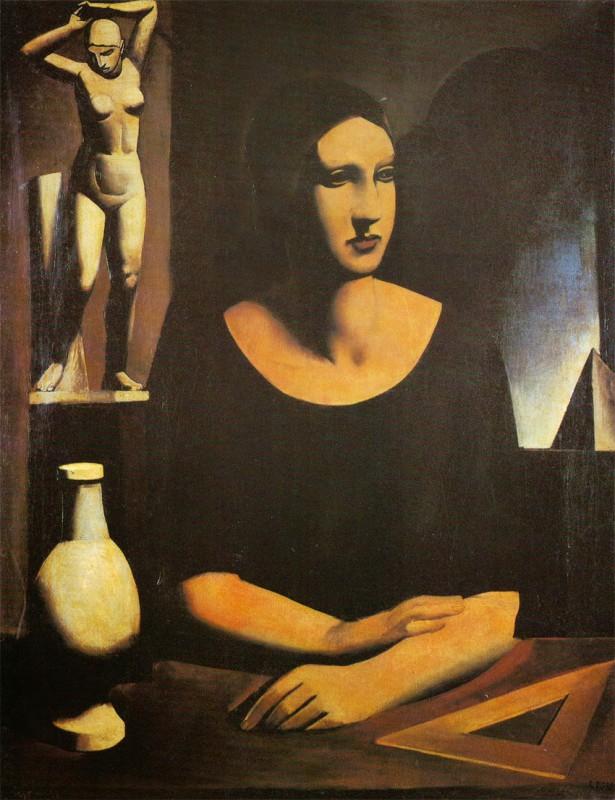 художница футурист