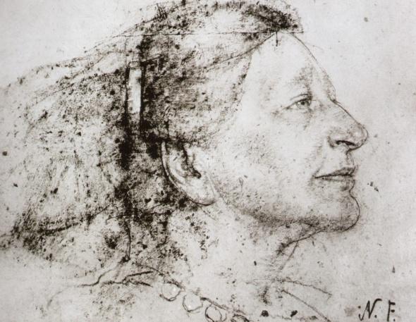 Портрет. Техника изображения головы человека