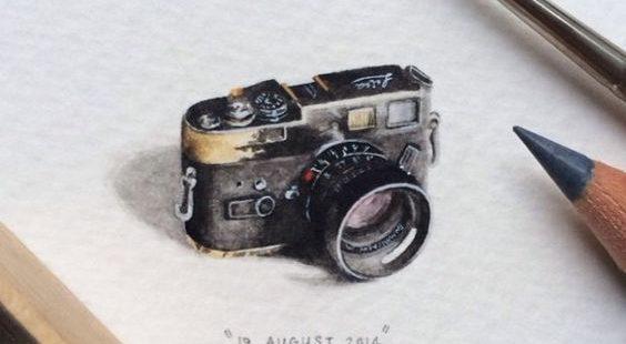Инструкция для фотографии и сканирования работ