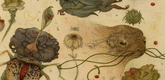 Ворха Санчес - художник фантастической природы