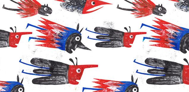 Сюжетные иллюстрации Марианы Рио