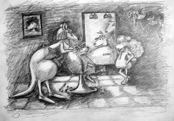 Искусство создания персонажей с Евгением Антоненковым