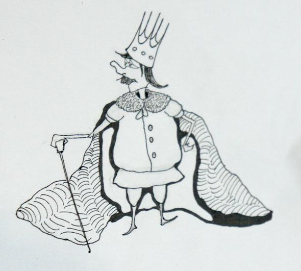 характер по рисунку: