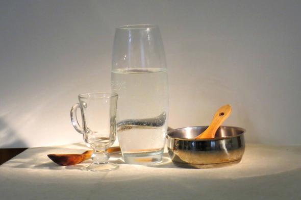 Рисование воды и стекла акварелью. Обучение