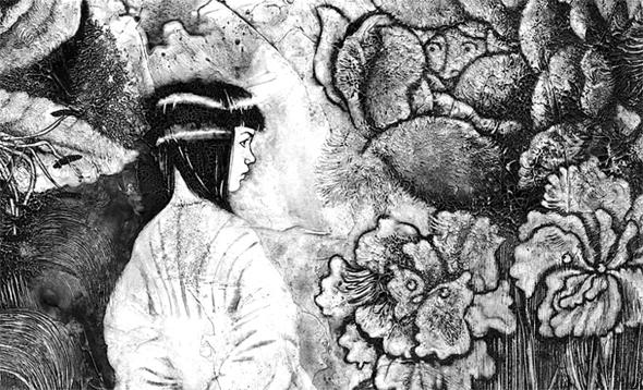Алиса в Зазеркалье, художник Ассоль Сас