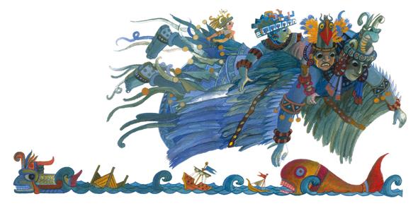 Иллюстрация Татьяны Никитиной