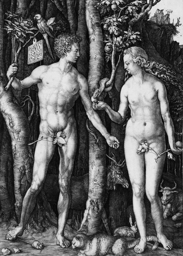 Адм и Ева