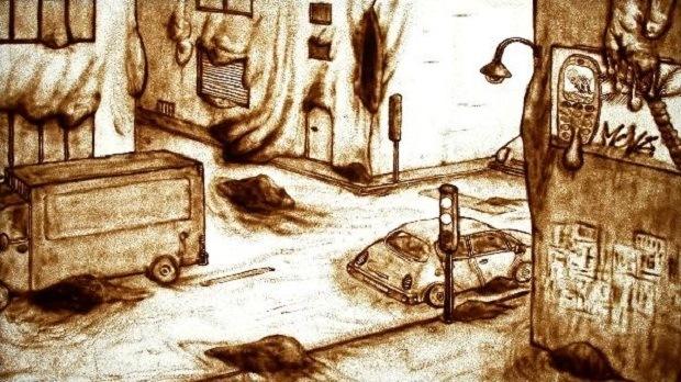 Кадр из мультфильма Rezign (Дэвид Майриам, 2003).jpg
