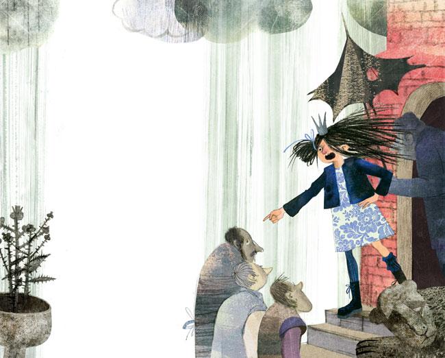 """""""Телефонные сказки Маринды и Миранды"""", иллюстратор Наталья Корсунская, издательство """"Самокат"""""""