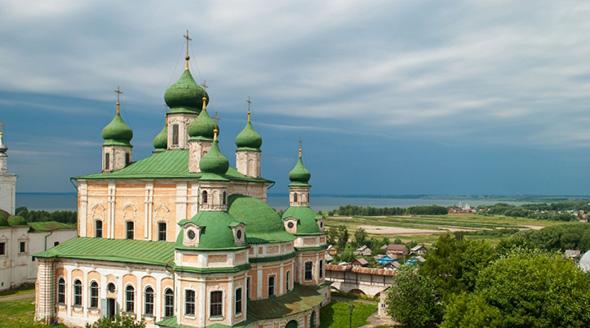 Горицкий Успенский монастырь