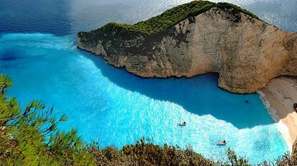 Круиз в Греции
