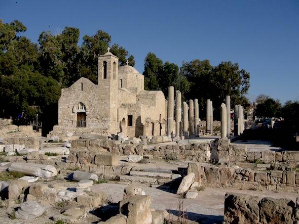 Памятники архитектуры в Пафосе, Кипр