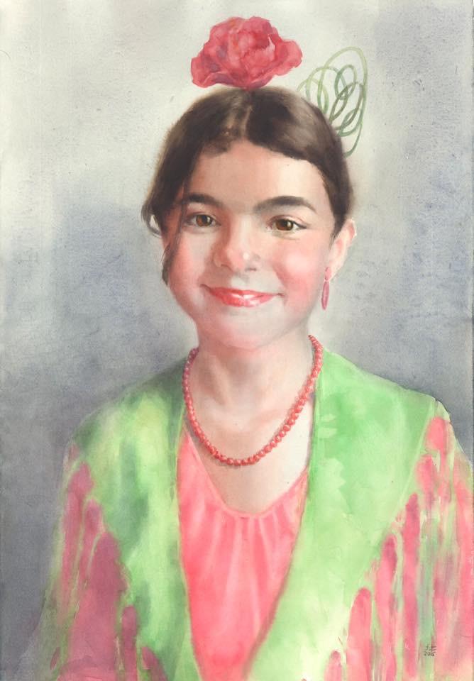 Работа Анны Ивановой
